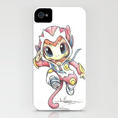 Monkey See iPhone (4, 4s) Slim Case