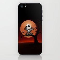 Jack Skellington Nightmare iPhone & iPod Skin