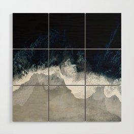 Blue Sea Wood Wall Art