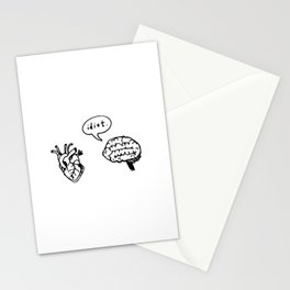 Idiot. Stationery Cards
