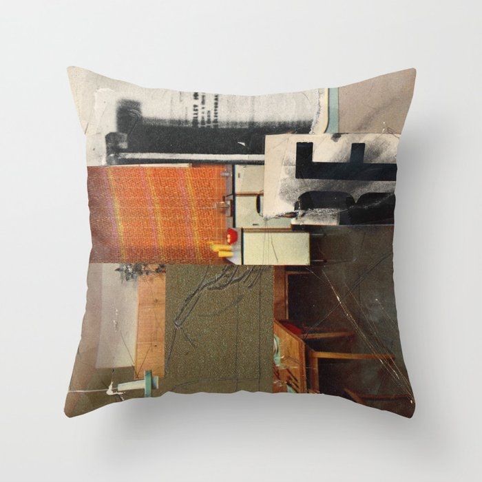Throw Pillow Kit : KIT Throw Pillow by micoschholland Society6