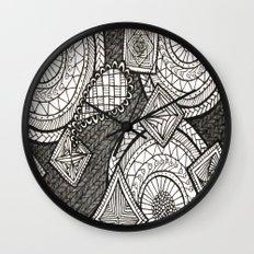 Bobbles Wall Clock