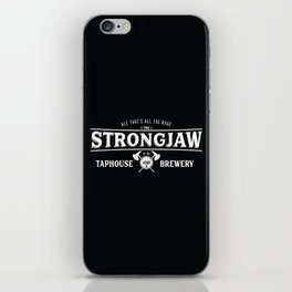 Grog Strongjaw iPhone Skin