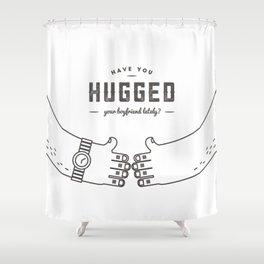 Hug Shower Curtain