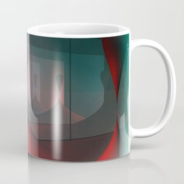 colors and mirrors Coffee Mug
