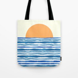 When The Sun Comes Up Tote Bag