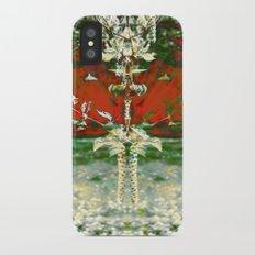 Blooming Ballet iPhone X Slim Case