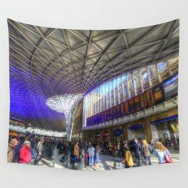 Kings Cross Station London Wall Tapestry