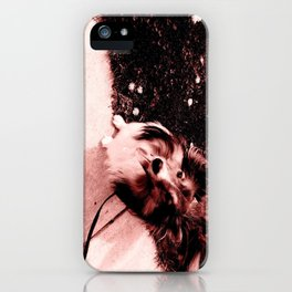 Patiently Waiting... iPhone Case