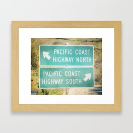 PCH1 Framed Art Print