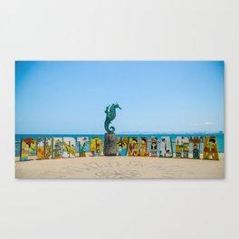 Puerto Vallarta Mexico Canvas Print