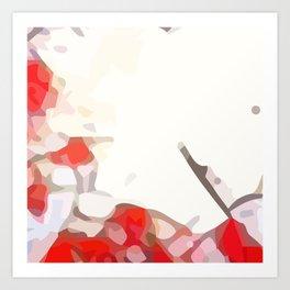 Crackle #7 Art Print