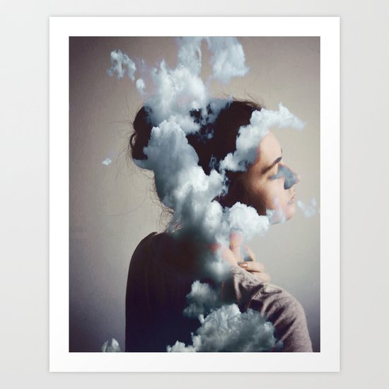 Where is my mind? no.6 Art Print