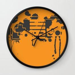"""""""Control"""" Wall Clock"""