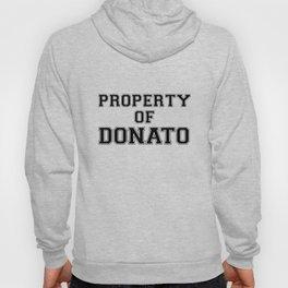 Property of DONATO Hoody