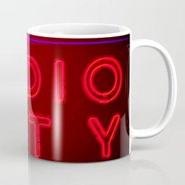 Radio City Lights Coffee Mug