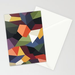 FALLING ROCKS Stationery Cards