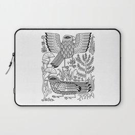 Ancient Birds Laptop Sleeve