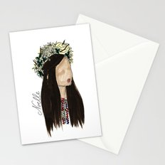 Crown of Roses Stationery Cards