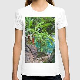 Dreamy Garden Views T-shirt