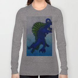 Spinosaurus aegyptiacus Long Sleeve T-shirt