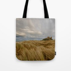 Bamburgh Castle Tote Bag