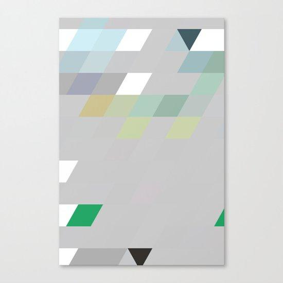 Develop Canvas Print