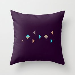 London - Citries Project Throw Pillow