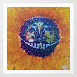 Mr. Sunny Hayes Art Print