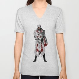 Ezio - Assassin's Creed Brotherhood Unisex V-Neck