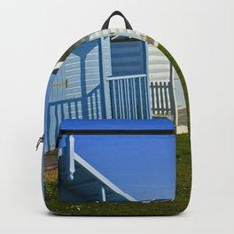Beach Huts Backpack