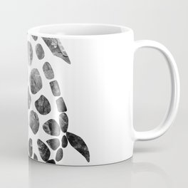 Minimal Sea Turtle #1 #animal #decor #art #society6 Coffee Mug
