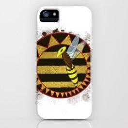 Hornets Logo iPhone Case