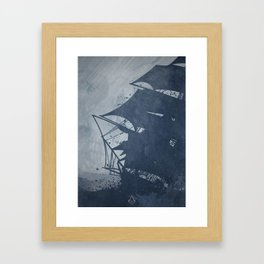 Assassin's Creed - Black Flag Framed Art Print
