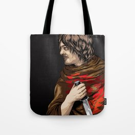 Daryl The Walking Dead Tote Bag