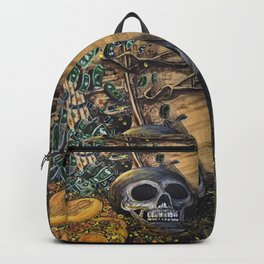 Time Is Money Backpack