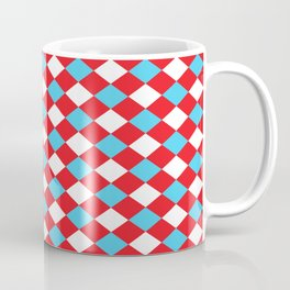 Diamond Tiles Coffee Mug