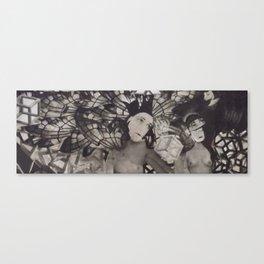 LA FETE TRISTE −1 Canvas Print