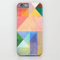 Color Blocking 1 Slim Case iPhone 6s