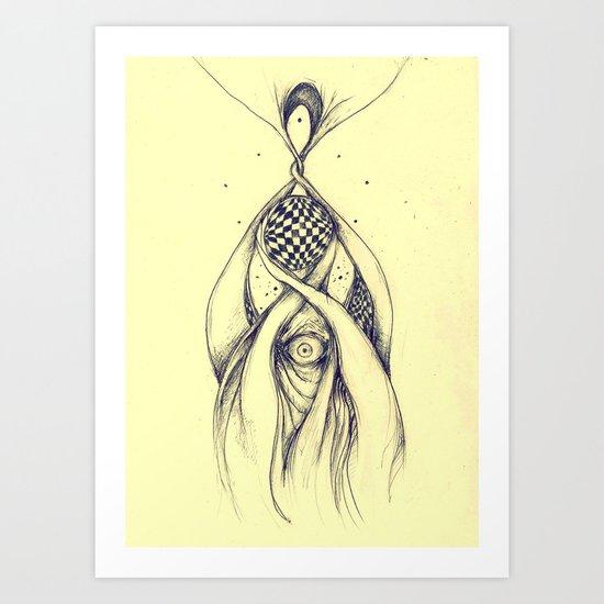 balmoon Art Print