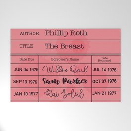 THE BREAST (1972) Welcome Mat