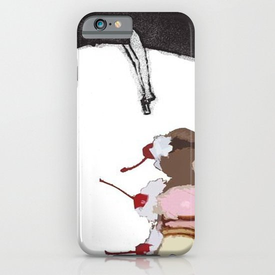 The Fruit that ate itself  iPhone & iPod Case