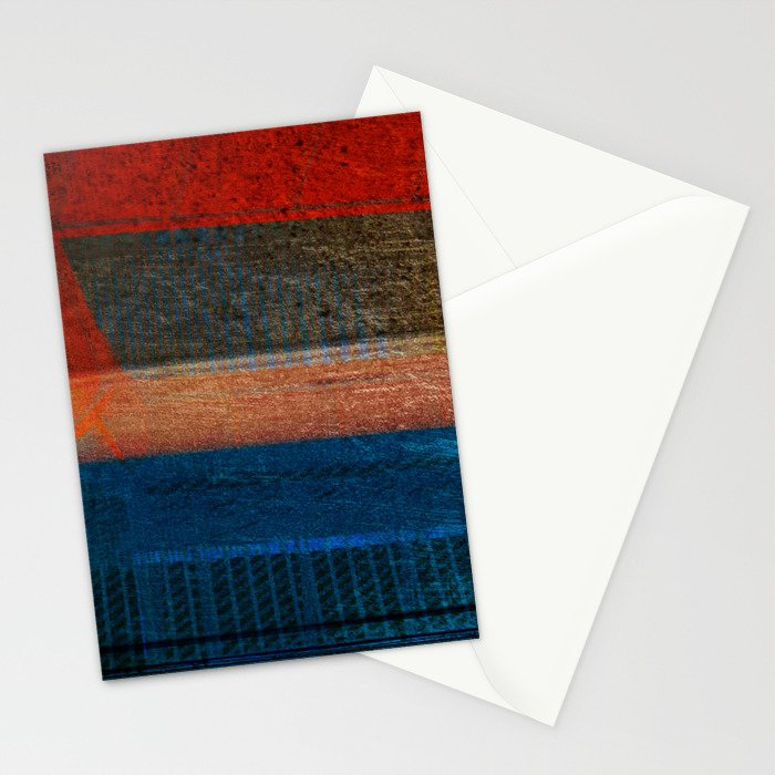 Chalked Filthy And Worn Stationery Cards