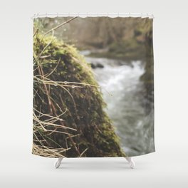 Seascale Shower Curtain