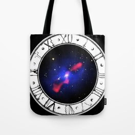 Space/Time Tote Bag