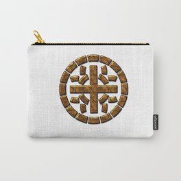 Really Big Moth Symbol Carry-All Pouch