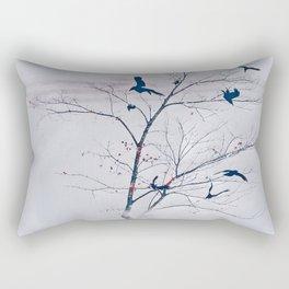 WHITEOUT/light grey Rectangular Pillow