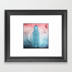 The Eastern Columbia Building Framed Art Print