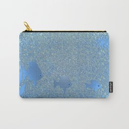 Floating along Carry-All Pouch