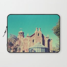 Mansion Architecture Closeup 1 Laptop Sleeve